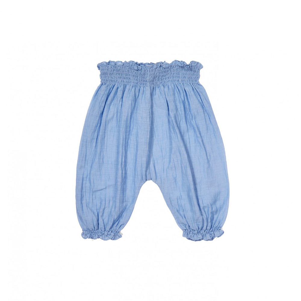 Caramel London Sibaya Baby Trouser in Azure Blue | BIEN BIEN
