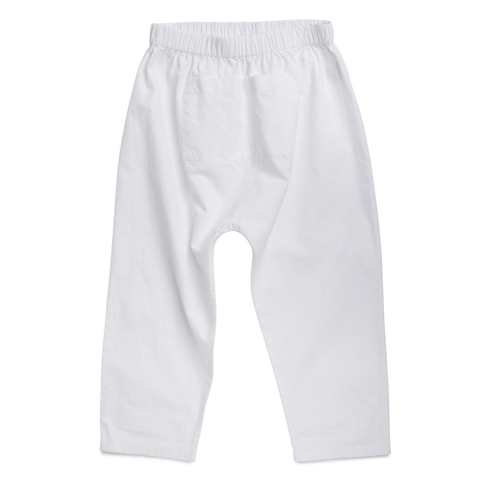 Caramel Baby & Child Kokam Trouser White
