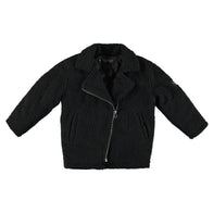 Finger in the Nose Dark Star Jacket in Black | BIEN BIEN