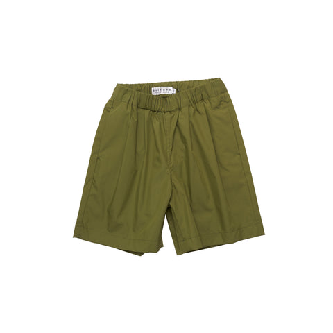 East End Highlanders Kid's Bermuda Shorts Olive Green | BIEN BIEN www.bienbienshop.com