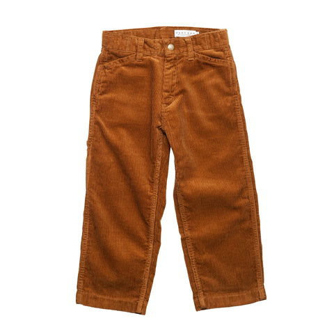 East End Highlanders Kid's Painter Pant Camel Corduroy | BIEN BIEN www.bienbienshop.com