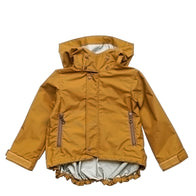 East End Highlanders Mountain Kid's Nylon Parka Camel | BIEN BIEN www.bienbienshop.com