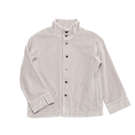 East End Highlanders Stand Collar Kid's Buttondown Shirt Grey | BIEN BIEN www.bienbienshop.com