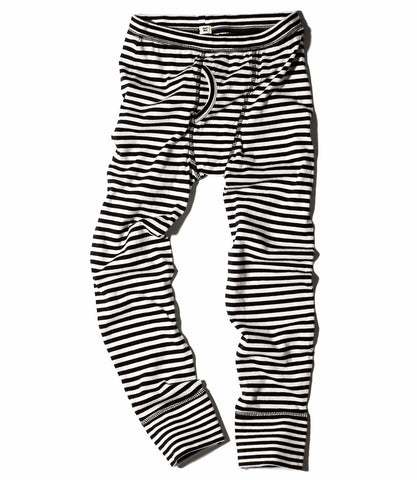 Goat-Milk Boy's Thermal Pant Jersey in Striped | BIEN BIEN