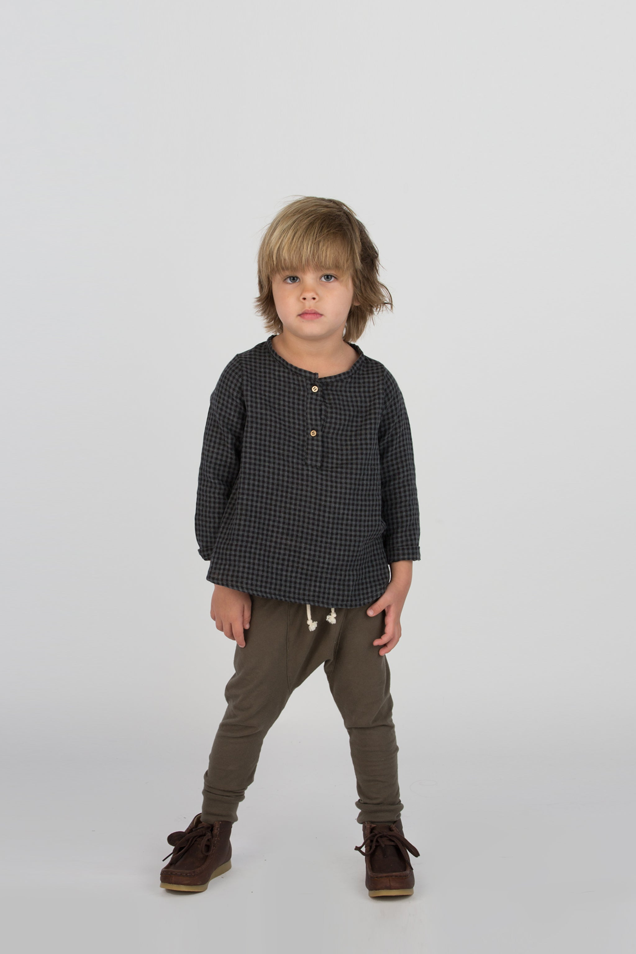Go Gently Baby Organic Woven Harem Pant