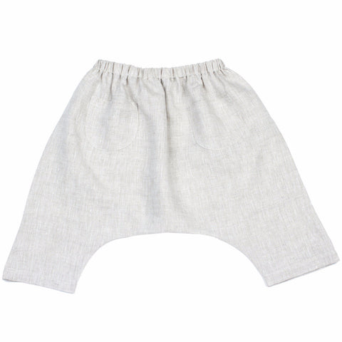 Soor Ploom Harem Girls Pant Natural