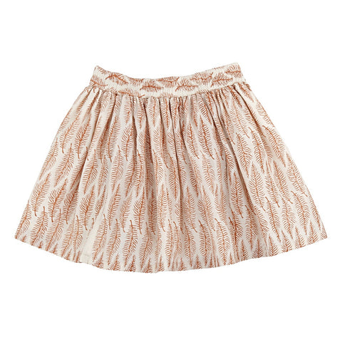 Ketiketa Meera Girl's Skirt in Ferns | BIEN BIEN