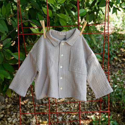 Boxy Kid's Shirt