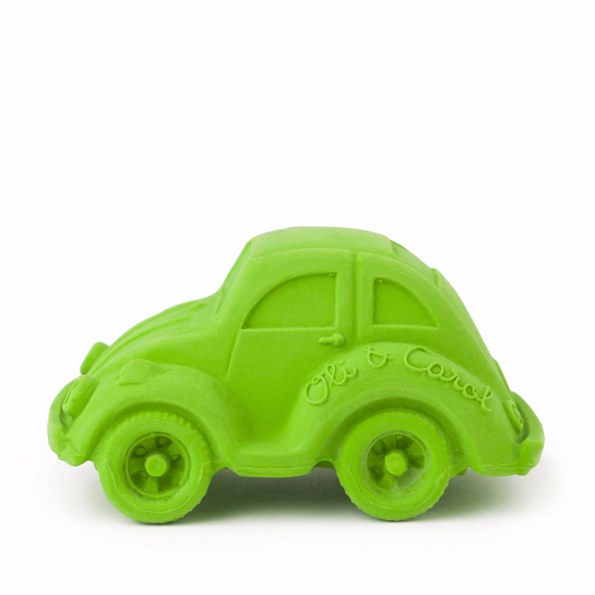 Oli & Carol Small Beetle Car in Green | BIEN BIEN