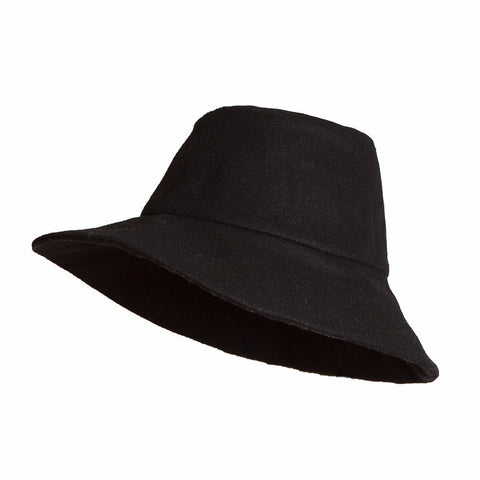 Little Creative Factory Girl's Nostalgic Hat in Black Coal | BIEN BIEN