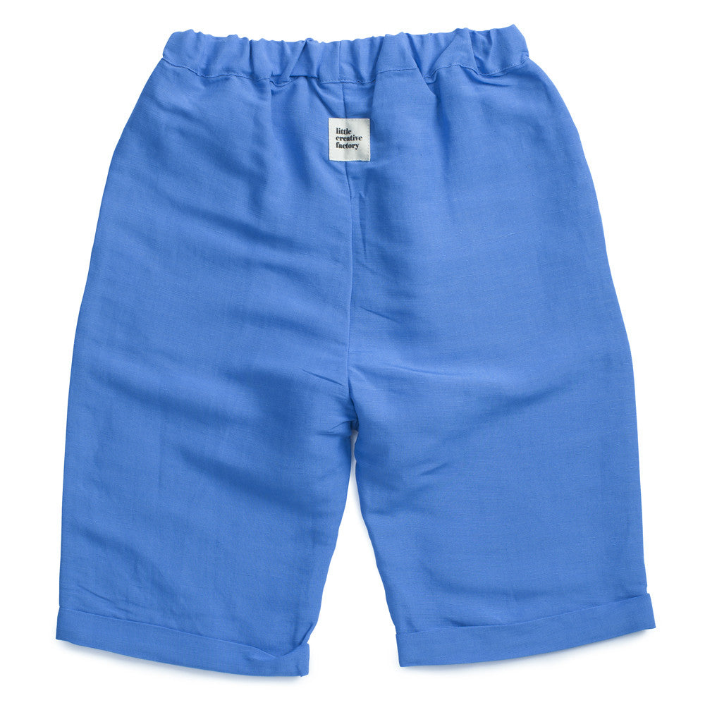Little Creative Factory Colourful Boy Short Water Blue