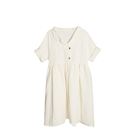 Little Creative Factory Desert Dream Girl's Dress in Ivory | BIEN BIEN