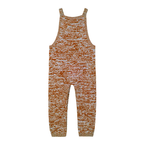 Le Petit Germain Aimee Baby Knit Bloomer Mix Rust | BIEN BIEN www.bienbienshop.com