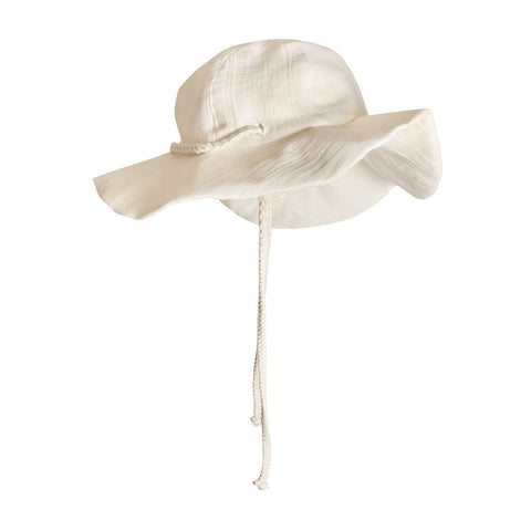 Little Creative Factory Desert Baby Sun Hat in Ivory | BIEN BIEN