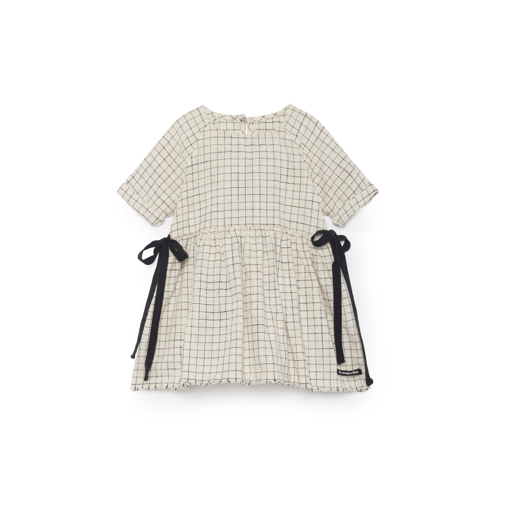 Little Creative Factory Tateyoko Baby Dress Checked | BIEN BIEN www.bienbienshop.com