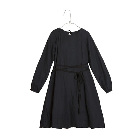 Little Creative Factory Girl's Sack Dress in Black | BIEN BIEN
