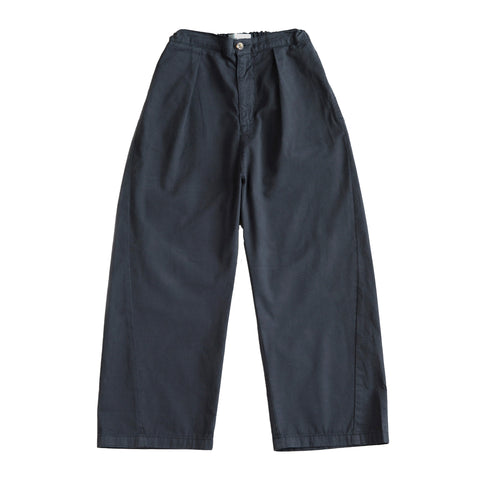 Main Story Kid's Unisex Barrel Chino Trouser Phantom Grey | BIEN BIEN bienbienshop.com