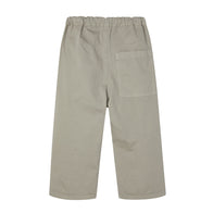 Main Story Kid Unisex Barrel Chino Trouser Wild Dove Grey | BIEN BIEN bienbienshop.com