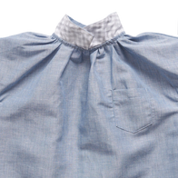 Makié Denise Baby Girl Dress in Light Blue | BIEN BIEN