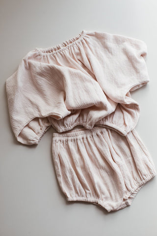 Millk Australia Daily Unisex Baby & Kid's Bloomer in Rose | BIEN BIEN