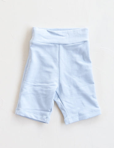 New - Millk Australia Toddler & Kid Key Bike Short Sky Blue | BIEN BIEN www.bienbienshop.com