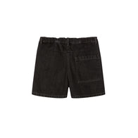 Main Story Kid's Organic Cotton Denim Short Black New | BIEN BIEN bienbienshop.com