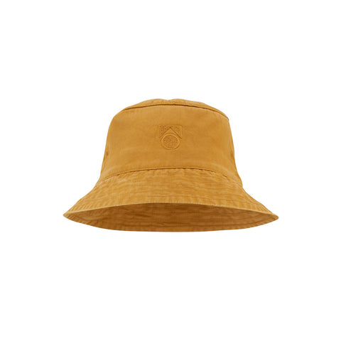New Main Story Kid's Washed Bucket Hat Apple Cinnamon | BIEN BIEN