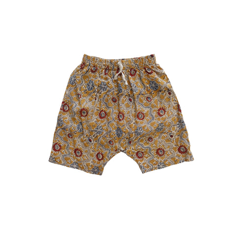 Nico Nico Oli Kid's Harem Short Wilde Flower Cotton | BIEN BIEN www.bienbienshop.com