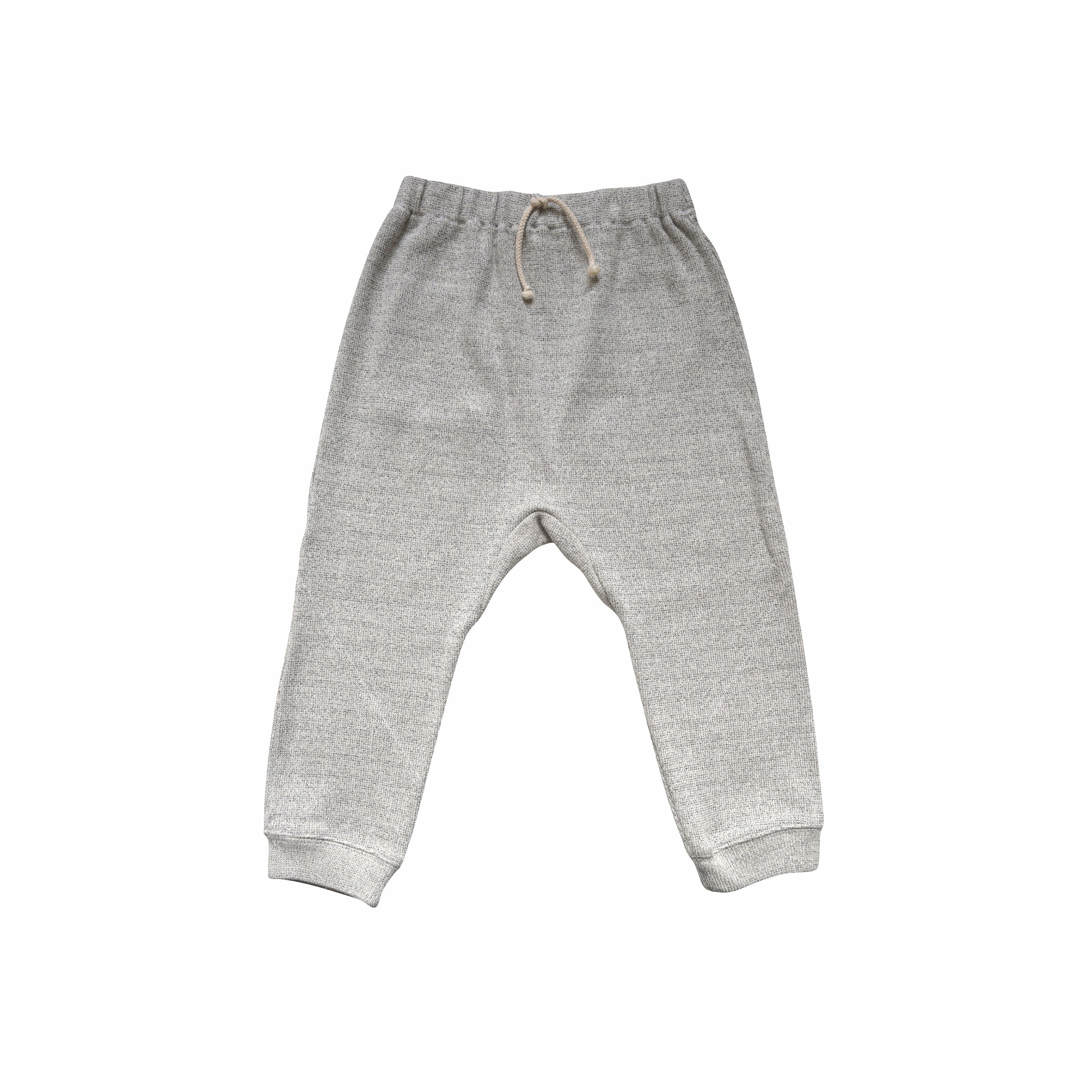 Nico Nico Sera Kid's Sweat Pant Snow Heather | BIEN BIEN www.bienbienshop.com