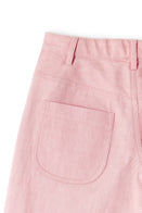 Polder Girl Paris Diego Girl's Cotton Twill Trousers Pink | BIEN BIEN