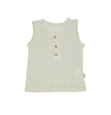 Elderberry Linen Baby & Kid's Tank