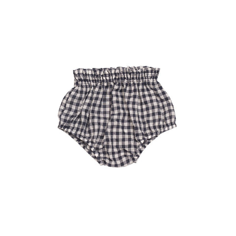 Soor Ploom Lottie Baby & Girl's Bloomer in Gingham Seersucker | BIEN BIEN