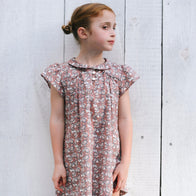 Soor Ploom Philomena Girls Dress Paisley