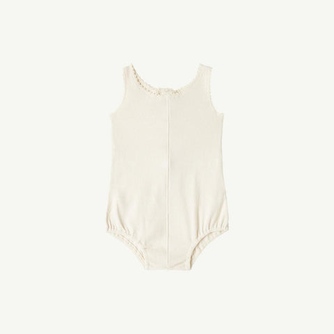 Summer & Storm Baby Button Onesie Body Organic Natural | BIEN BIEN bienbienshop.com