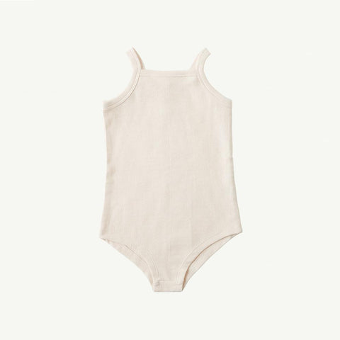 Summer & Storm Kid's Sunsuit Bodysuit Natural | BIEN BIEN
