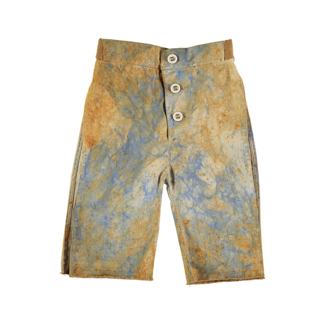 Versatil-e Organic Boy's Bermuda Short in Earth | BIEN BIEN