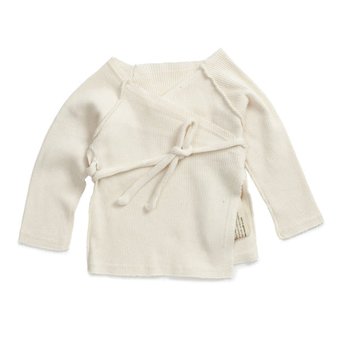 Versatil-e Organic Baby Wrap Top Natural