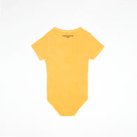 Weekend House Kids New Tree Kid's Bodysuit Yellow | BIEN BIEN
