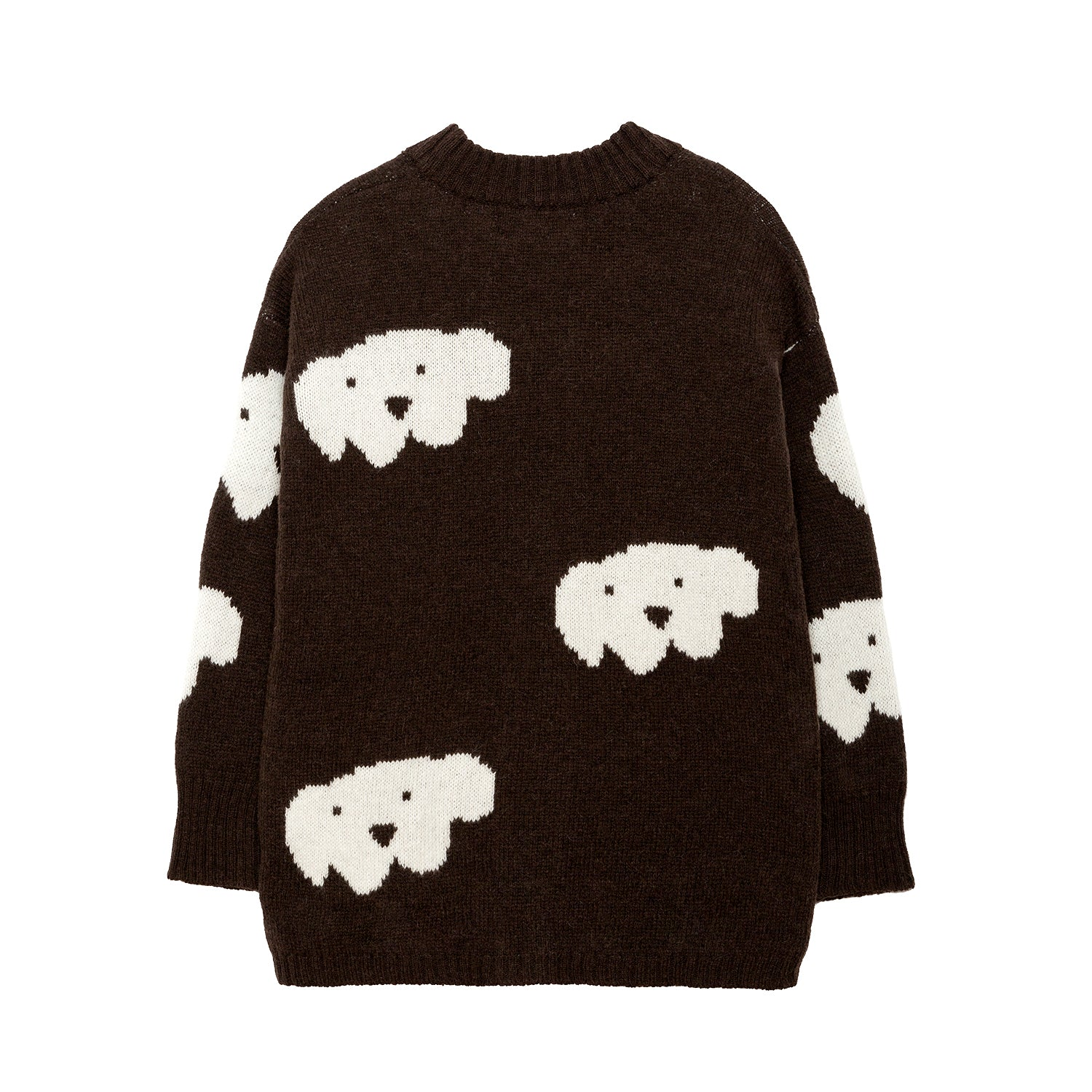 Weekend House Kids Herbert Kid's Alpaca Wool Cardigan NEW | BIEN BIEN bienbienshop.com