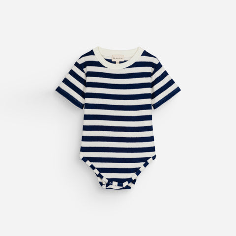 NEW We Are Kids Tom Terry Baby Body Onesie Marinero Stripe | BIEN BIEN