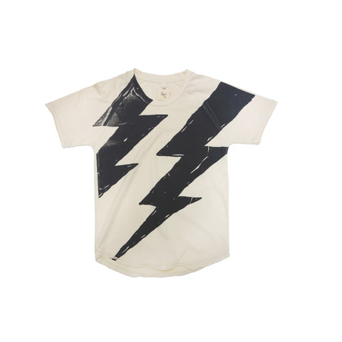 Nico Nico Unisex Flash Raglan T-Shirt in Cosmic | BIEN BIEN