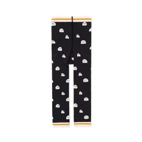 Hansel from Basel Floaty Phil Baby/Kid's Legging in Black | BIEN BIEN