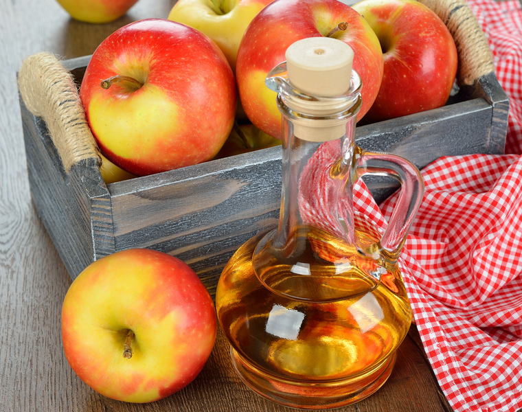 The Beautiful Side Of Apple Cider Vinegar