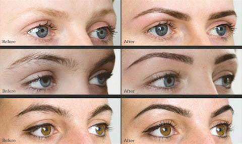 Image of Eyebrow Extensions