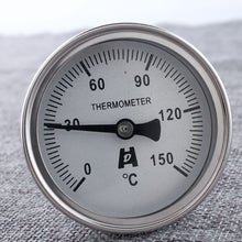Load image into Gallery viewer, Stainless Steel Thermometer