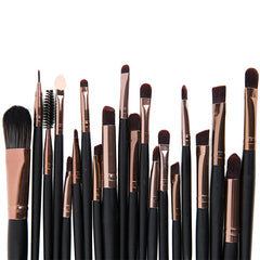 Eyeshadow Makeup Brush Set (20 pcs)