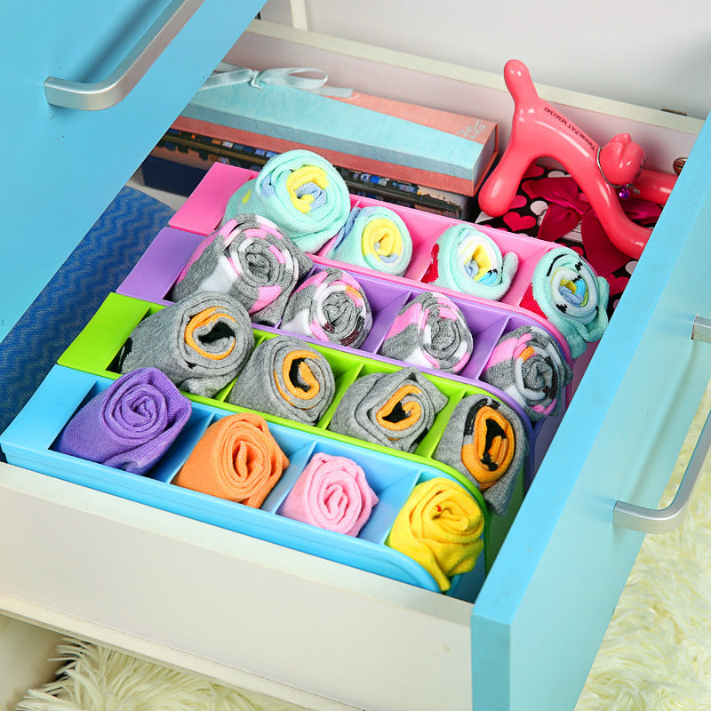 Multifunctional Storage Organizer (4 Pcs)