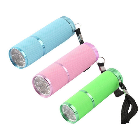 Mini LED Portable Nail Dryer