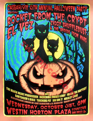 ROCKET FROM THE CRYPT / EL VEZ