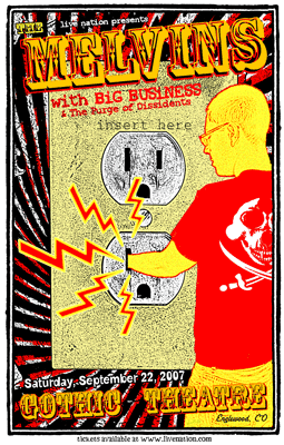 THE MELVINS / BIG BUSINESS